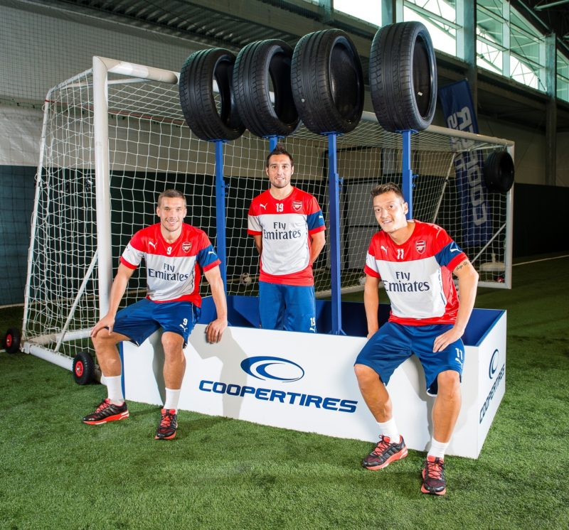 Cooper Tires – Arsenal Precision Challenge