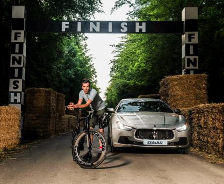 Maserati – Cycling