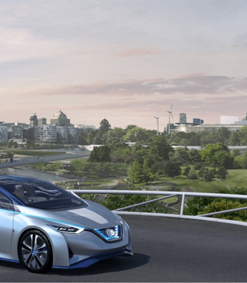Nissan Europe – Fuel Station of the Future