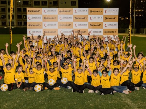 Continental – Activation AFC Asian Cup Sponsorship