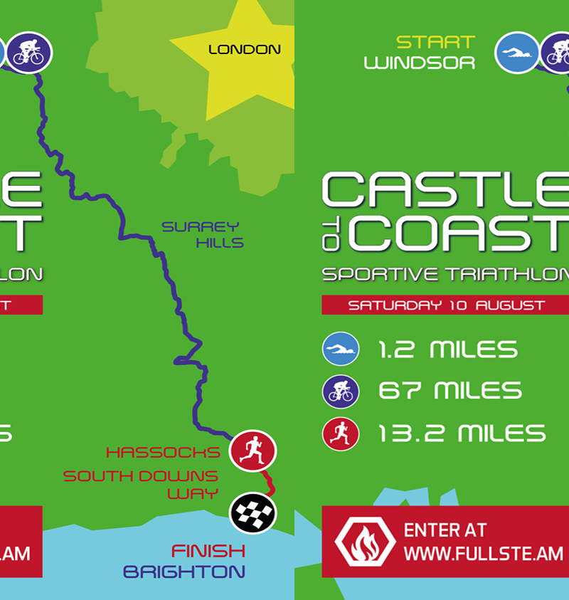 Fullsteam – Castle to Coast Event Support