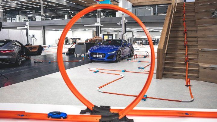 Jaguar – F-Type Hot Wheels Launch