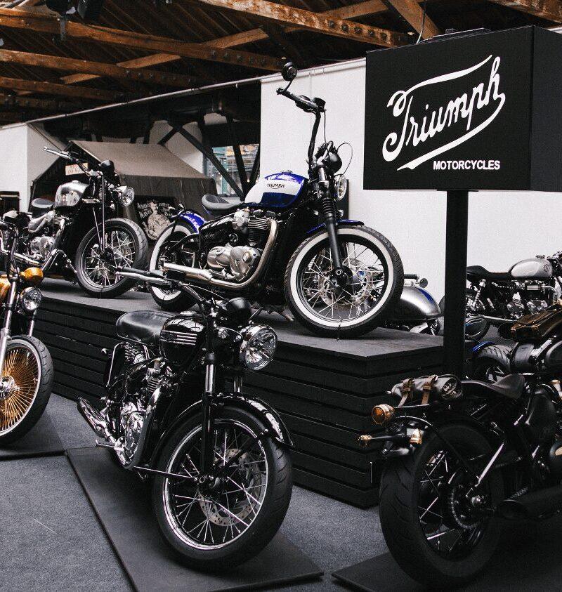 Triumph Motorcycles – Bobber Build Off